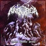 Angmaer - Towards Darkness' Paradise_Cover