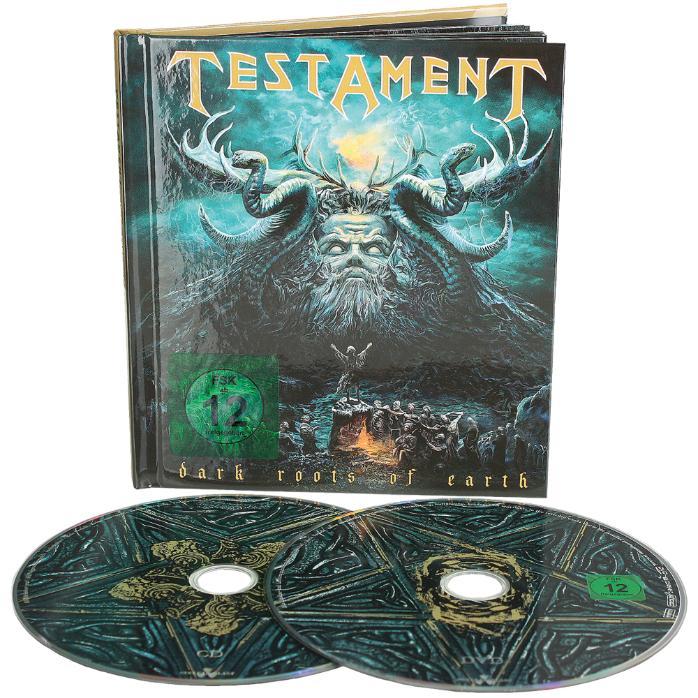 TESTAMENT - DARK ROOTS DIGI