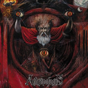 Antropofagus - Methods of Resurrection Through Evisceration