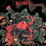 Autopsy - Mental Funeral Pic Disc