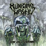 Municipal Waste - Slime And Punishment ART