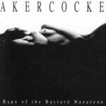 Akercocke - rape cover