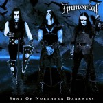 Immortal - Sons Of Northern Darkness art