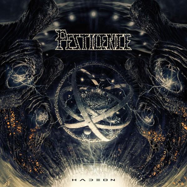 PESTILENCE - HADEON COVER