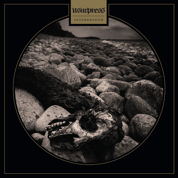 Usurpress - Interregnum COVER