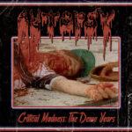Autopsy - Critical Madness