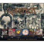 gorefest 6cd box set