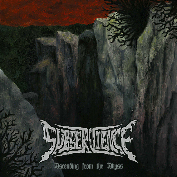 Subservience - Ascending from the Abyss cover - web7
